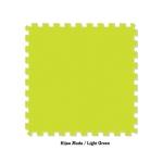 evamat puzzle polos hijau muda